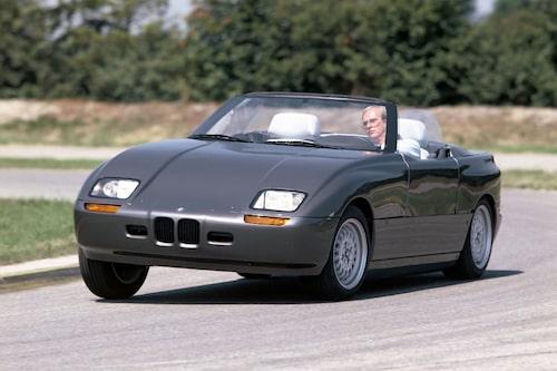 BMW Z1-prototyp från 1985