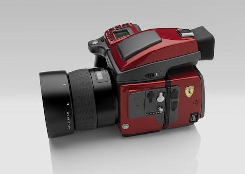 Hasselblad H4D Ferrari Limited Edition