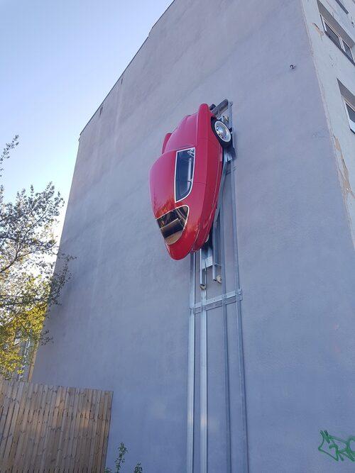 Med Nobe 100 erbjuds man fler parkeringsmöjligheter än normalt.