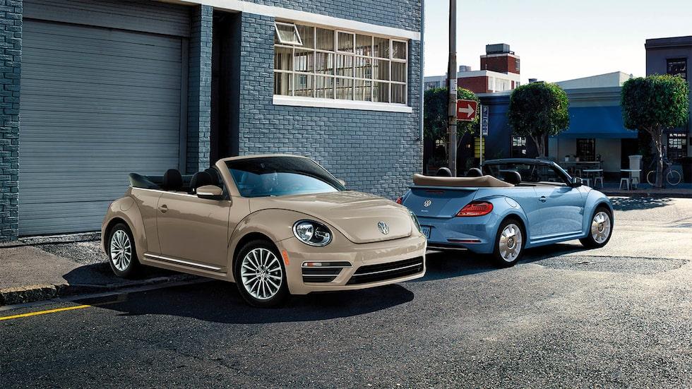 Volkswagen Beetle, 2011-2019.