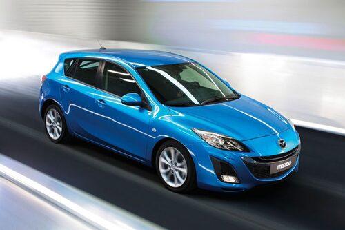 Mazda 3:s dieselspis på 1,6 liter blir snålare och starkare.