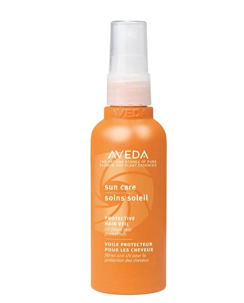 Hårspray med UV-skydd från Aveda.