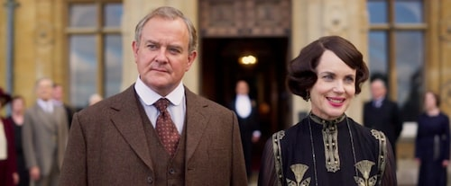 Biofilmen Downton Abbey har premiär i september.