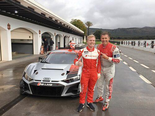 Att åka med en niofaldig Le Mans-vinnare i en racerbil för fem miljoner är det inte många som gjort.