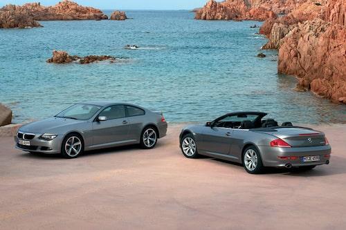BMW 6-serie coupé/cabriolet