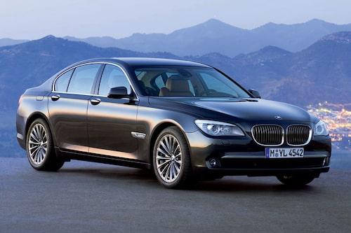 BMW 7-serie (F01)