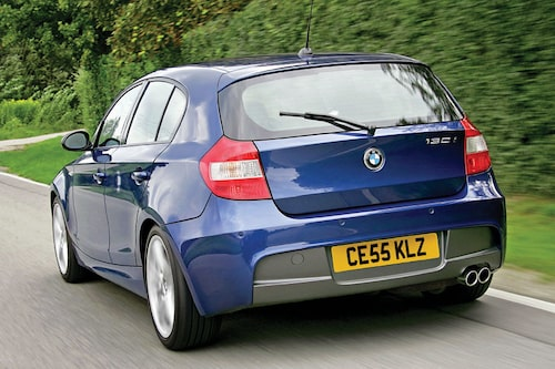 BMW 1-serie 3/5-dörrars
