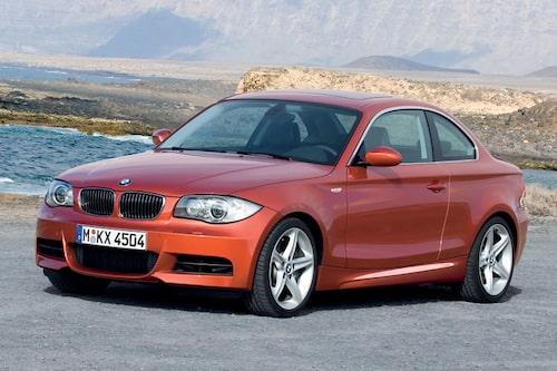 BMW 1-serie coupé/cabriolet