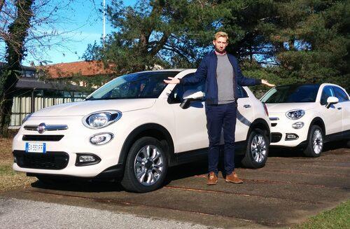 Erik Wedberg frågar sig om det här är den bästa Fiaten han har kört.