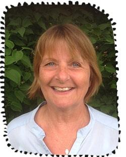 Rebecca Berg, utredare vid Myndigheten för familjerätt och föräldraskapsstöd (MFoF).