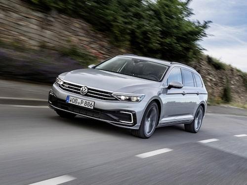 Dagens Volkswagen Passat Sportscombi.