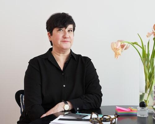Karina Ericsson Wärn. Foto Mikael Olsson
