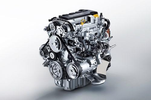 150 hästar plockar Opel ur Corsas nya turbomatade 1,4-litersmaskin.