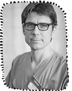 Tobias Alfvén är barnläkare på Sachsska barn- och ungdomssjukhuset i Stockholm och docent i global barnhälsa vid Karolinska Institutet.