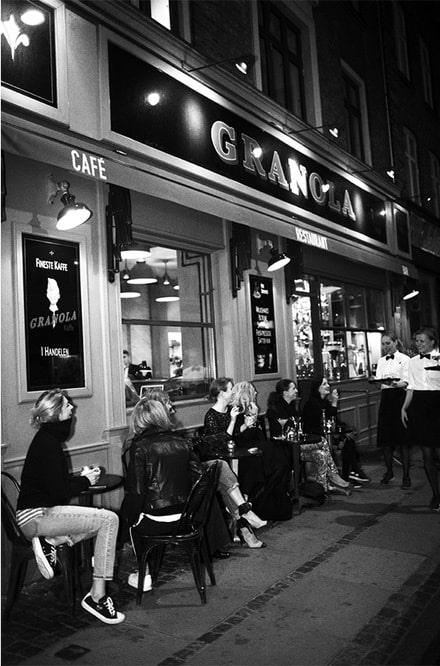 Café Granola är både snyggt och gott – från morgon till kväll.