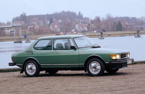 Saab 99 Turbo kom 1978 paketerad med 145 hästkrafter.