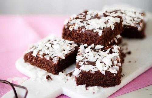 Kärleksmums med extra mycket chokladsmak!