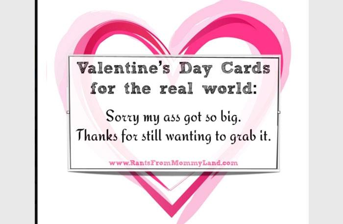 Det är kärlekens dag i dag! Har du också haft svårt att hinna med att tänka ut något gulligt till din partner? Från vårt perspektiv är det här riktigt romantiska hälsningar, inspirerat från verkliga livet.