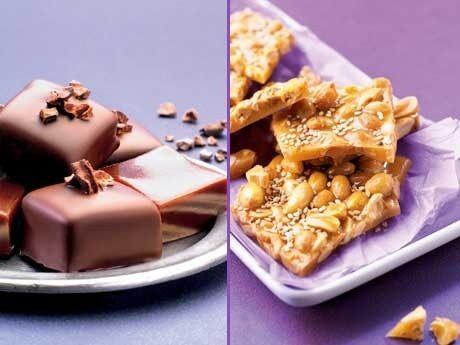<p>Chokladkolor och jordn&ouml;tsbr&auml;ck - inte s&aring; sv&aring;ra att g&ouml;ra.</p>