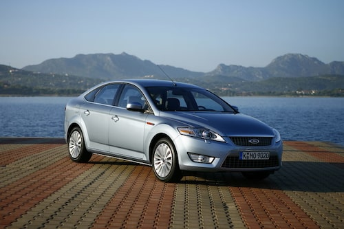 Ford Mondeo, årsmodell 2007.