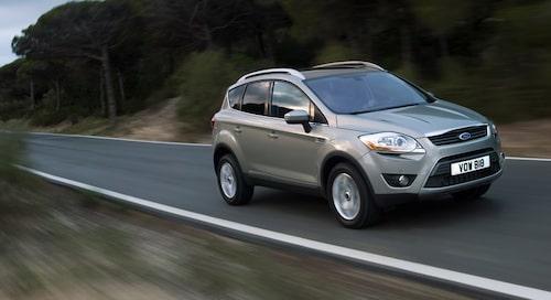 Ford Kuga, årsmodell 2008.