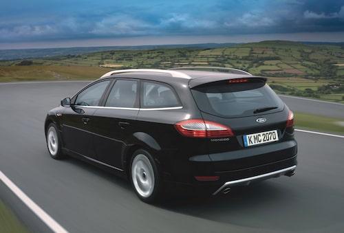 Ford Mondeo Kombi, årsmodell 2008.