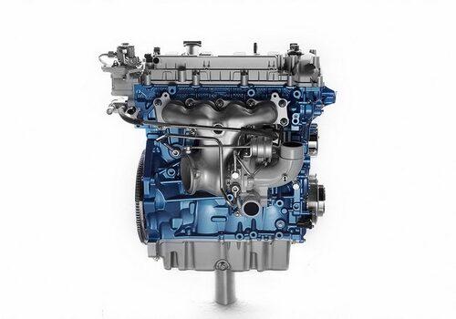 Fords nya EcoBoost-motor (bensin).