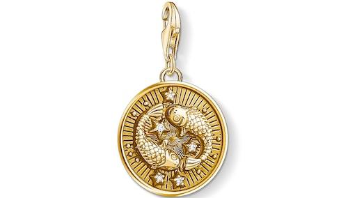 Klicka hem ett personligt smycke med Fiskarnas stjärntecken.