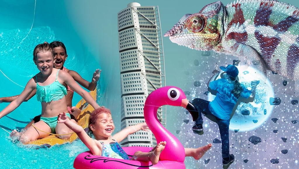 Upplev Malmö med barn! Här är bästa tipsen på roliga aktiviteter!