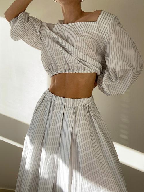 Top och kjol från Stylein.