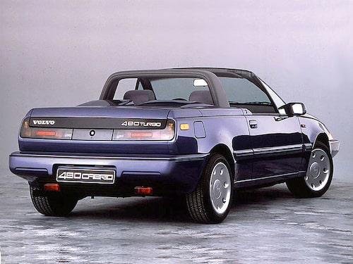 Volvo skyllde på att tillverkaren av suffletten gick i konkurs – därför kunde 480 Cabriolet aldrig sättas i produktion. 1990 visades den som konceptbil i Genève tänkt för produktion. Fabriken i Nederländerna stod redo och priset var satt till 200000 kronor. Golf Cab och de andra kompakta solbadarna fick dock aldrig någon konkurrens från Sverige.