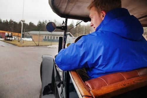 Regn i Olofström men glada miner i ÖV4.