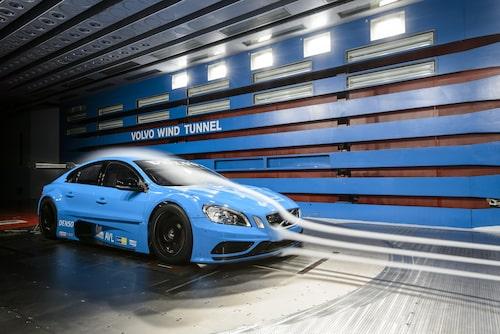 Polestar Racings TTA-Volvo