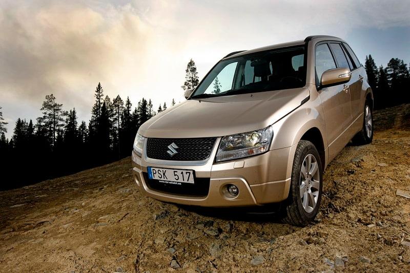Suzuki Grand Vitara 2,4 Exclusive