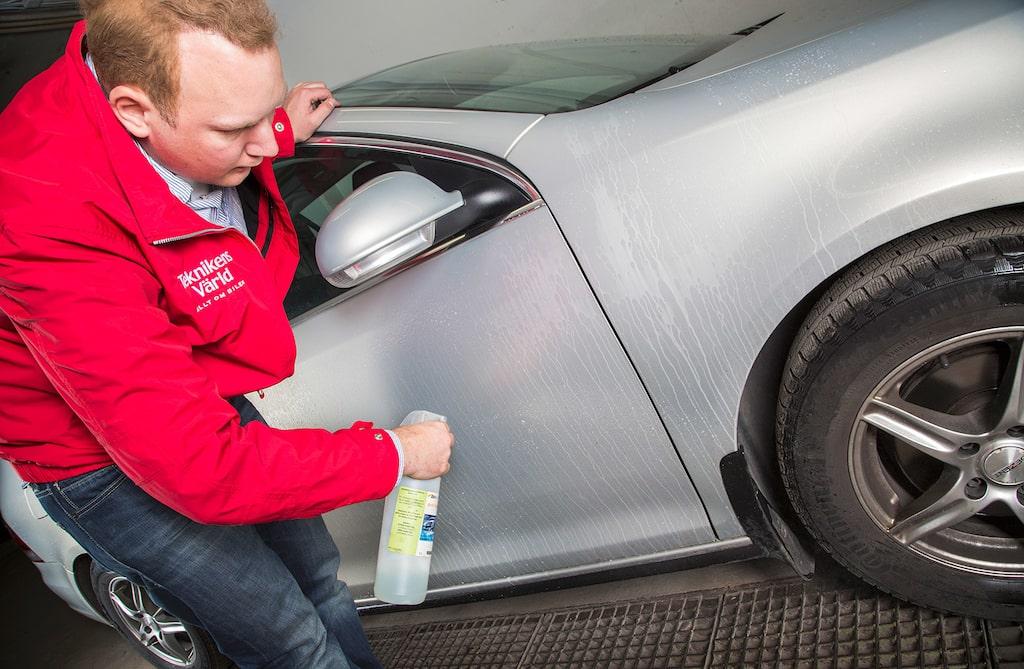 Teknikens Världs bilvårdsexpert Göran Huusko reder ut begreppen i avfettningsdjungeln.