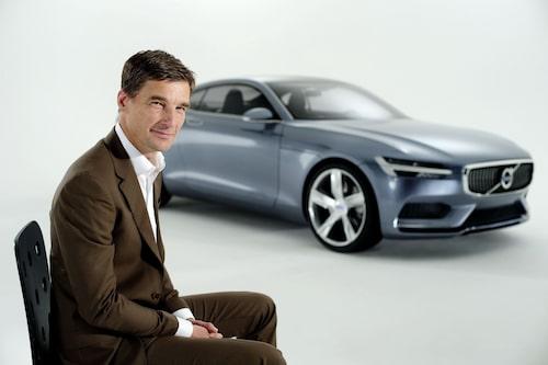 Ansvarig designer till de tre hyllade konceptbilarna var Thomas Ingenlath. I dag är han vd för Polestar.