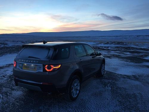 Discovery Sport lånar design från Evoque och Range Rover Sport.