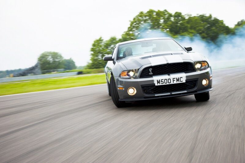 Ford Mustang Shelby GT500.