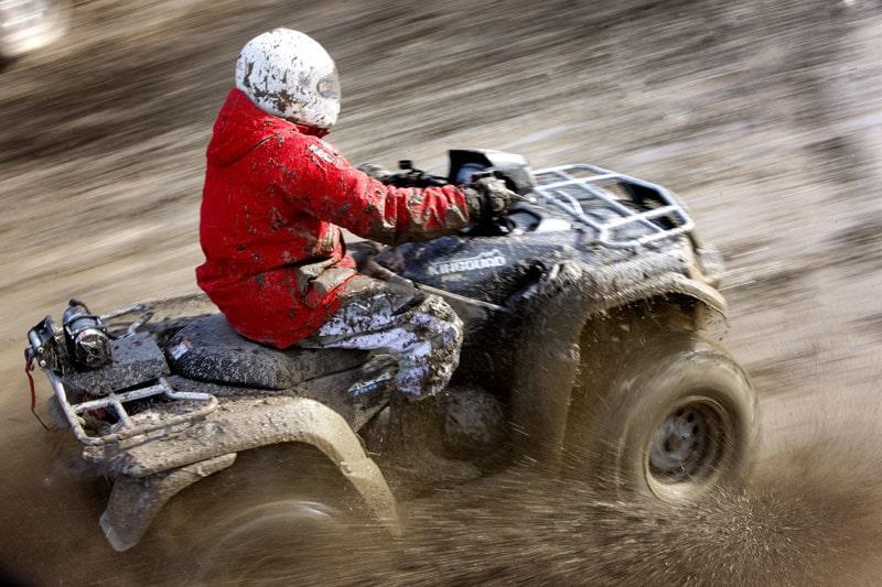 Teknikens Värld har testat sex ATV-maskiner och tre Quads.