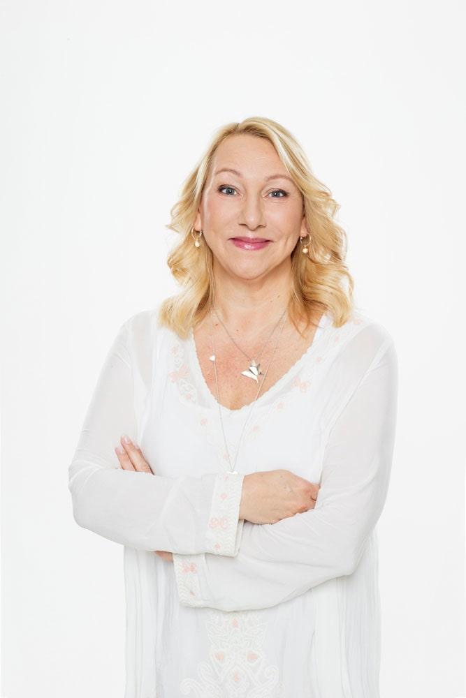 Helene Arkhem. Foto: Peter Jönsson