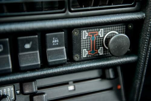 Spärrbara diffar och avstängbara ABS-bromsar.