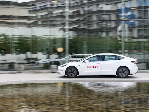 Tesla Model 3 är den bäst säljande elbilen i Europa.