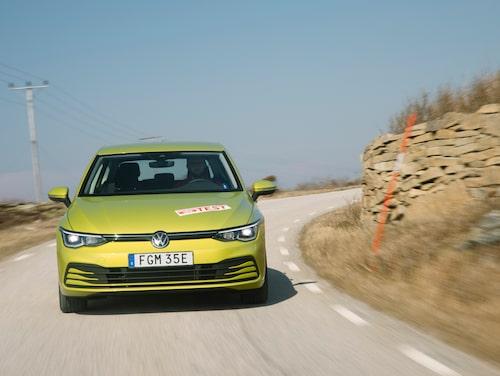 Volkswagen Golf säljer bäst i Europa – igen.
