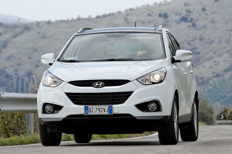 Provkörning av Hyundai ix35 2,0 CRDi