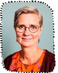 Åsa Brugård Konde, nutritionist, Livsmedelsverket.