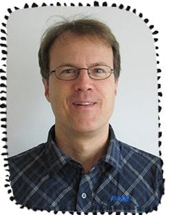 Markus Tellerup, apotekare på Giftinformationscentralen.