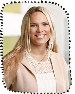 Ylva Sjögren Bolin, immunolog och rådgivare på Livsmedelsverket.