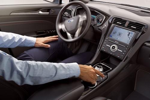 Ford Mondeo Titanium facelift 2019