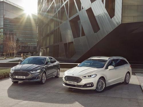 Ford Mondeo Kombi Hybrid 2019