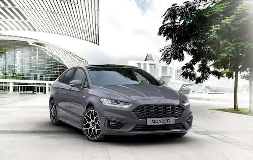 Ford Mondeo ST-Line facelift 2019